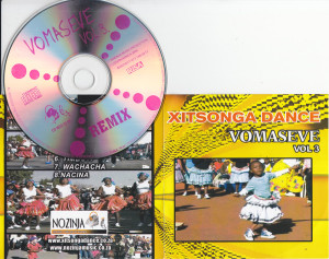 One of Nozinja's South African Xitsonga Dance releases