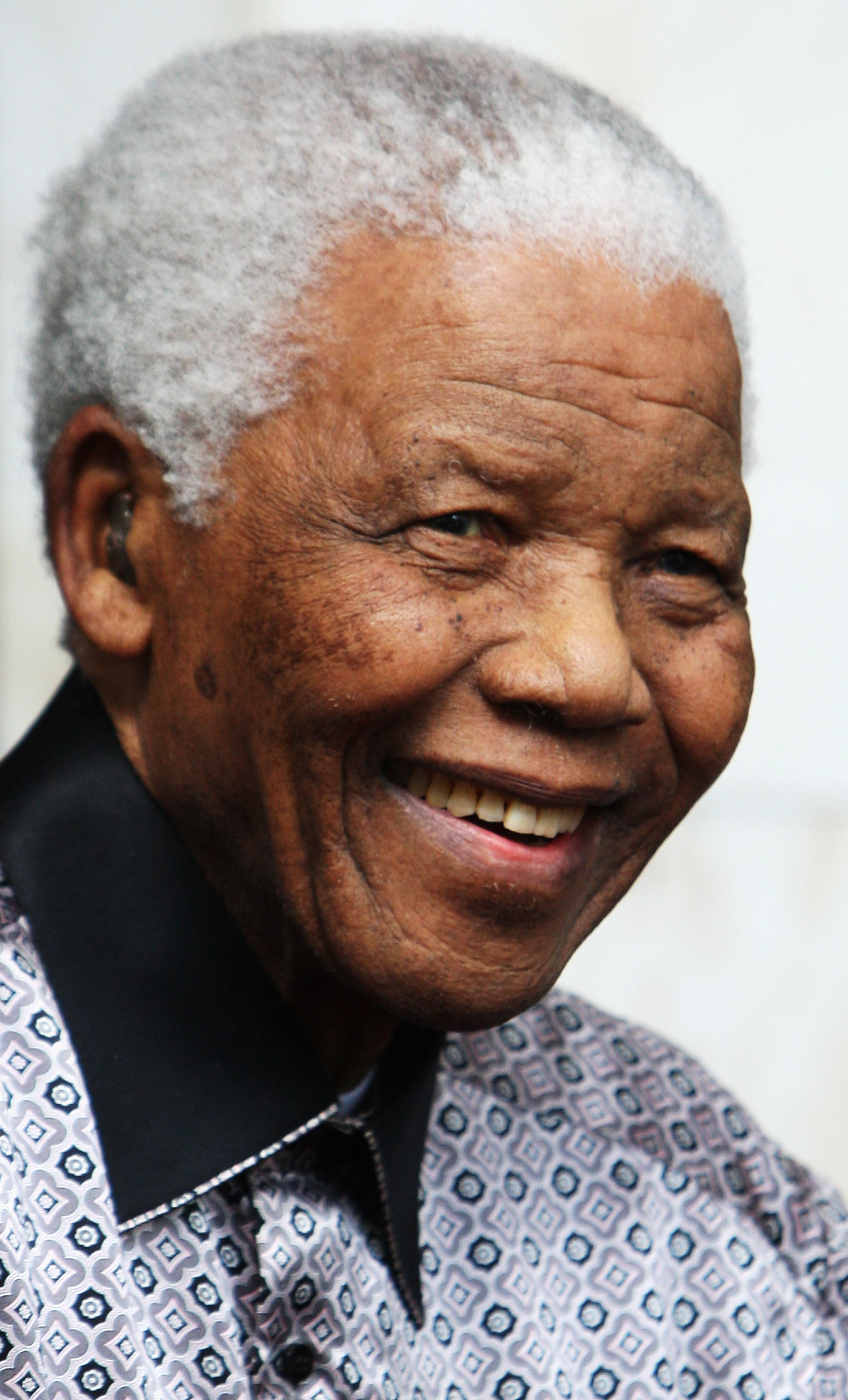 Nelson Mandela: friend of the world
