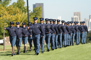 The South African Police Service