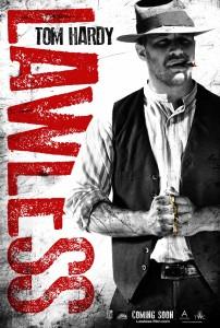 Tom Hardy in John Hillcoat's Lawless