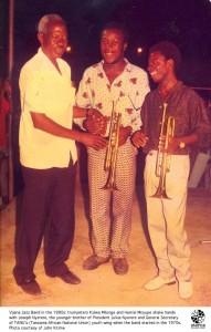 Vijana Jazz Band: by Nyerere Joseph