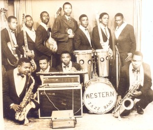 The Western Jazz Band: By John Kitime