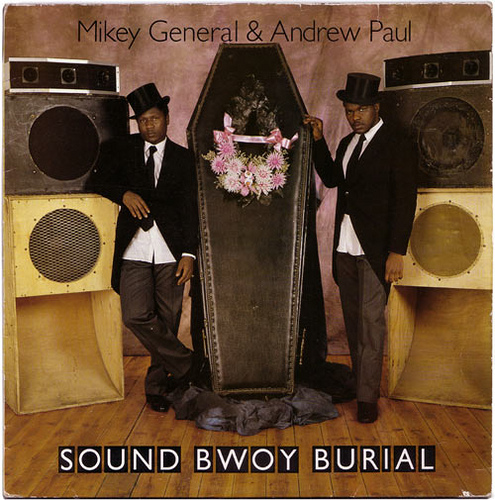 Mikey General and Andrew Paul
