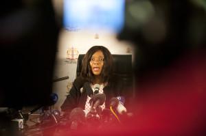 Nkandla Report by Public Protector Thuli Madonsela.