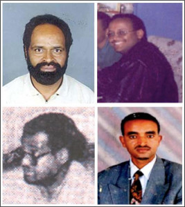 Dead Eritriean journalists