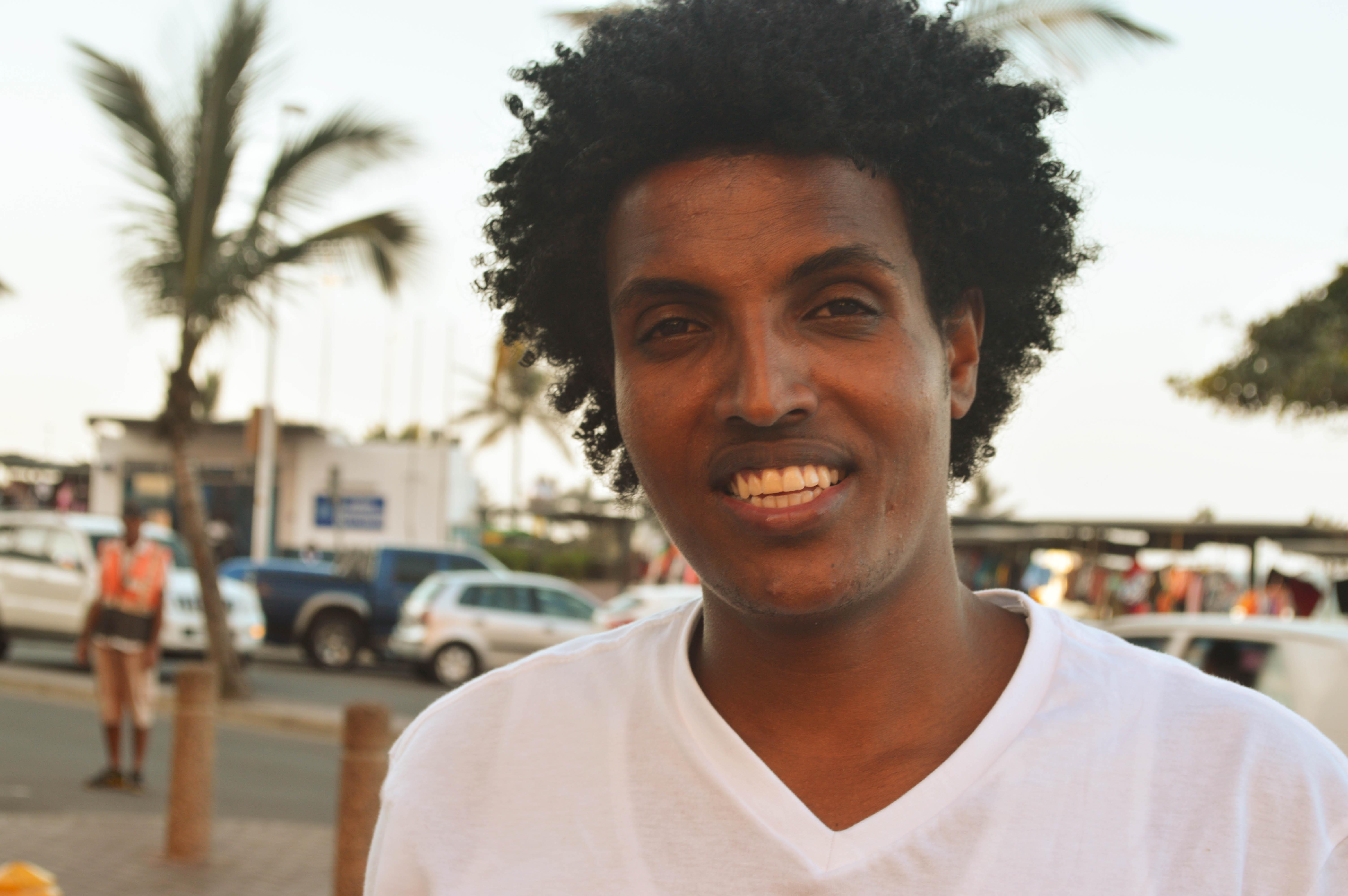 The Eritrean Struggle In SA