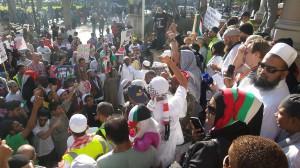 Gaza Protest 1