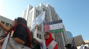 Gaza Protest 3